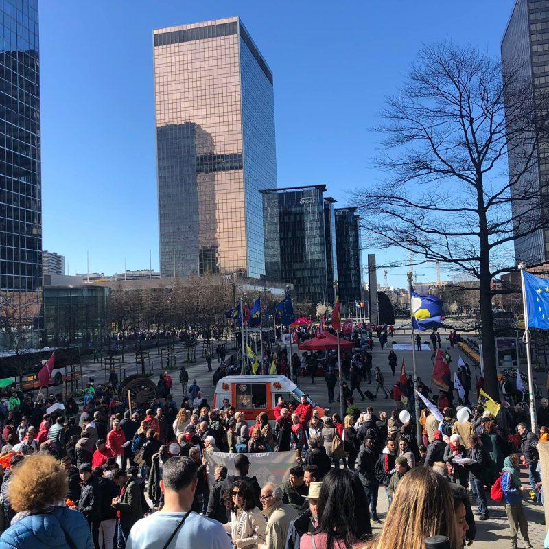 Nationale manifestatie tegen racisme en voor gelijkheid