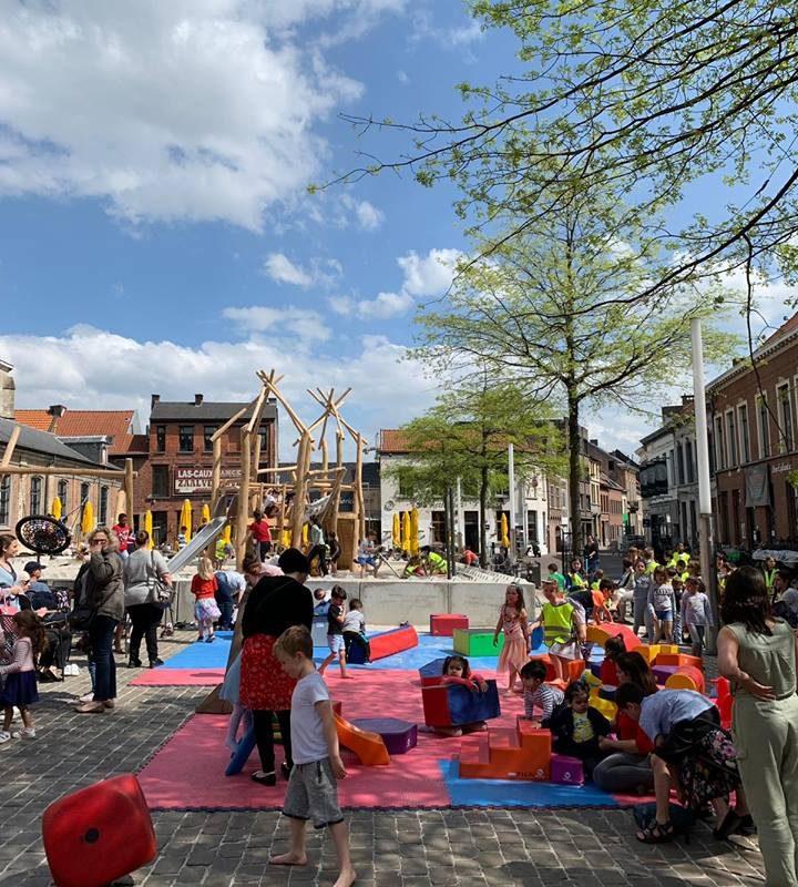 Buitenspeeldag 2019: Sint-Niklaas