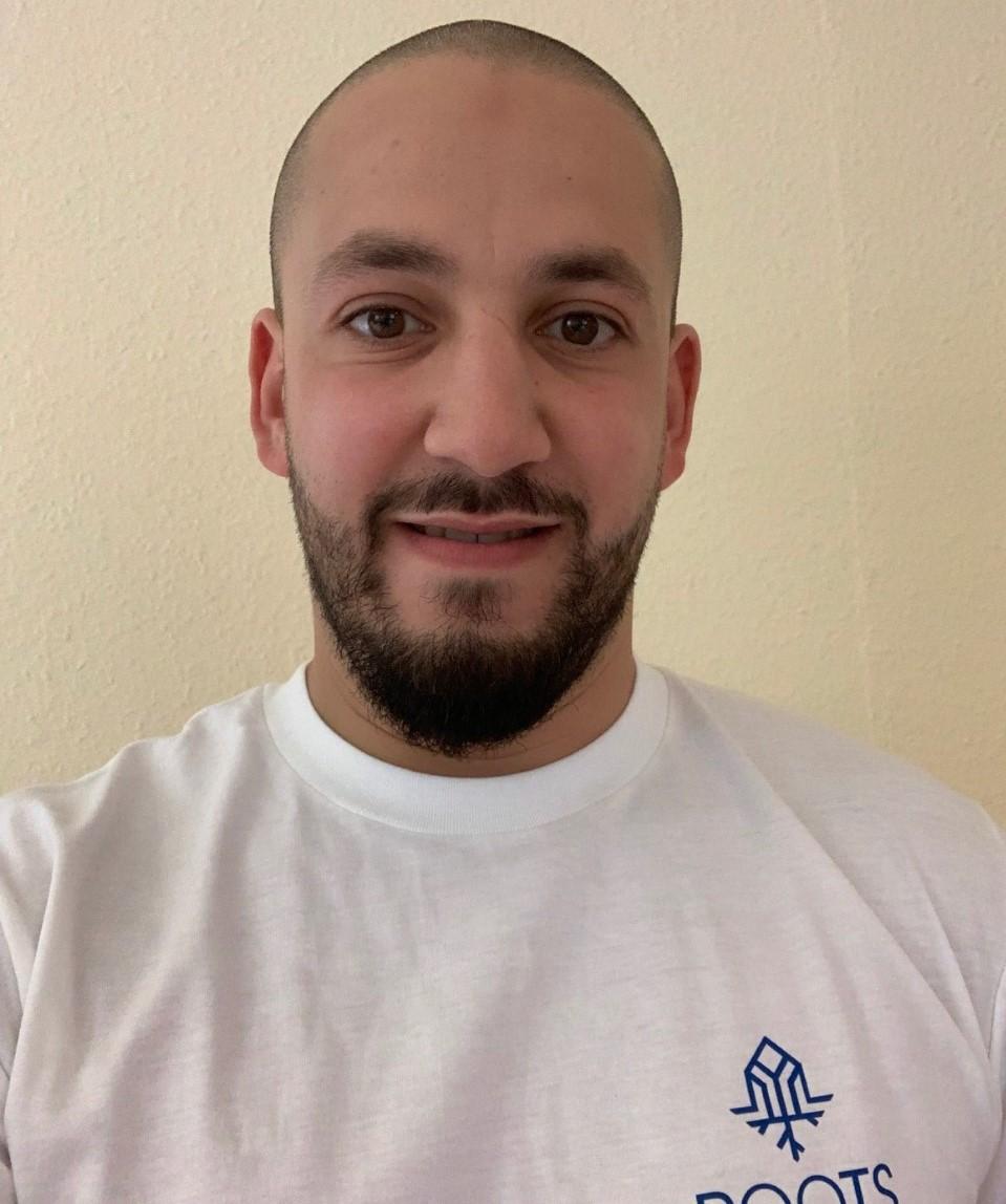 Hamza Ouchan - pedagogisch medewerker  | vzw ROOTS