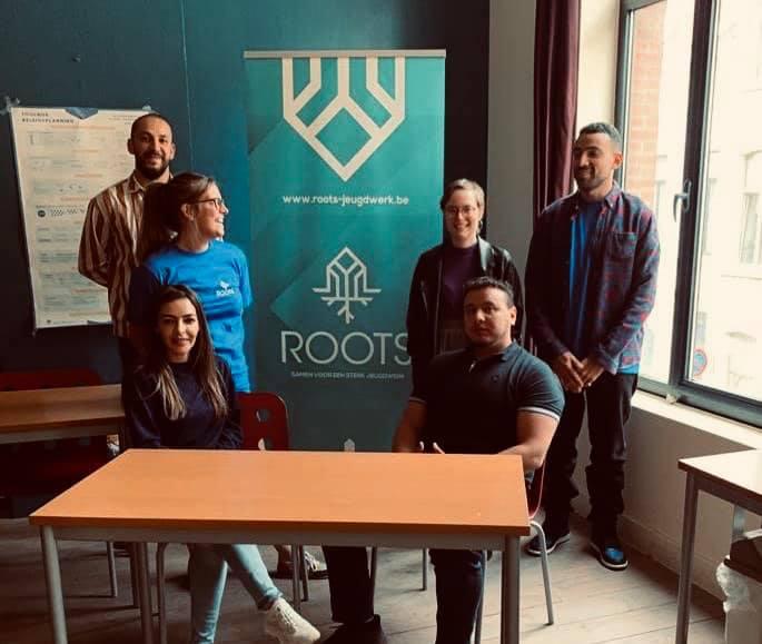 Ons team is klaar! Roots vzw