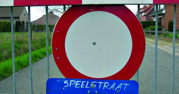 Speelstraat Beringen